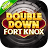 Slots - DoubleDown Fort Knox: NEW Vegas Slot Games Icône