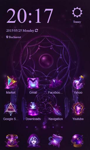 Dark Magic ZERO Launcher
