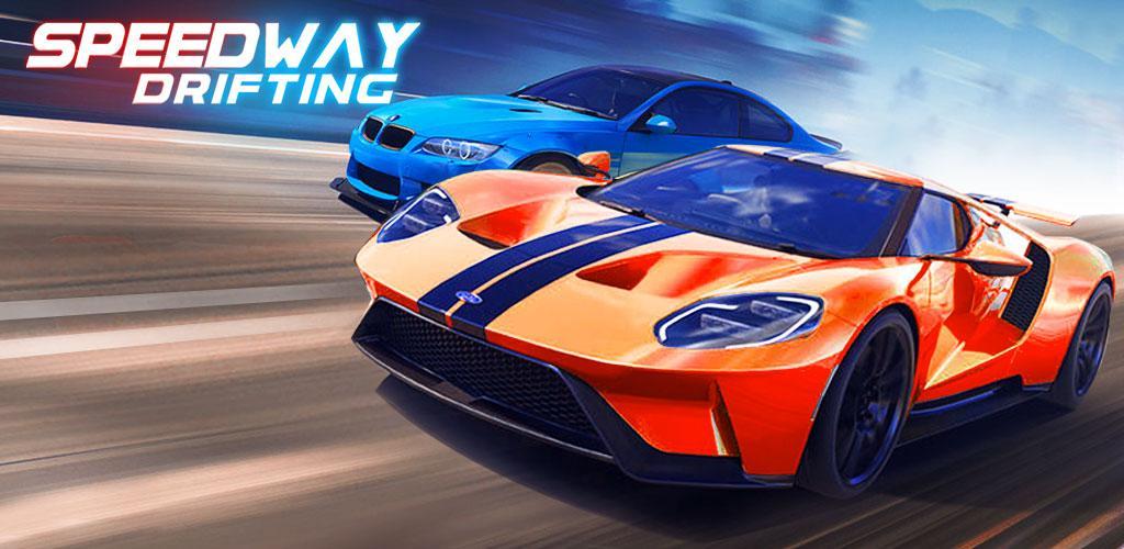Resultado de imagem para Speedway Drifting – Asphalt Car Racing
