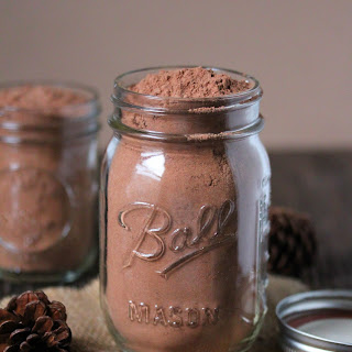 Healthier Hot Cocoa Mix