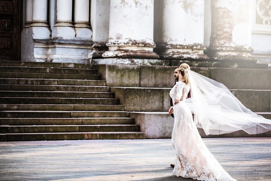 Hochzeitsfotograf Evelina Ledienė (TobulaAkimirka). Foto vom 11.03.2019