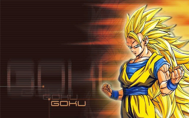 Dragonball - Son Goku Themes & New Tab
