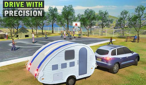 Camper Van Truck Simulator: Cruiser Car Trailer 3D 1.10 screenshots 12