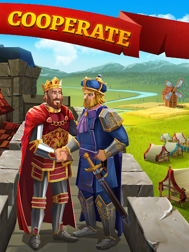 Empire: Four Kingdoms | Medieval Strategy MMO screenshot 13