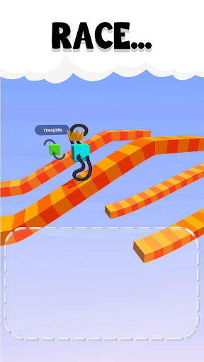 Draw Climber filehippodl screenshot 2