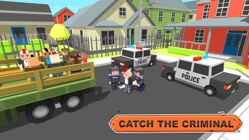 Blocky Vegas Crime Simulator:Prisoner Survival Bus image   5