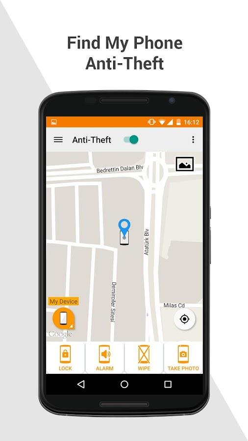 Comodo Anti Theft - screenshot
