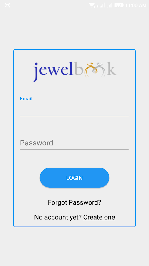 Jewelbook- screenshot
