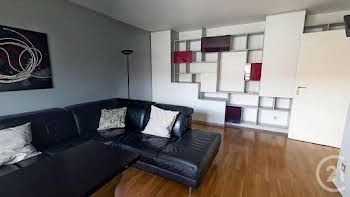 Appartement meublé 3 pièces 59,46 m2