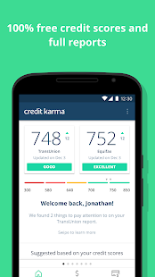 Download Credit Karma For PC Windows and Mac apk screenshot 1