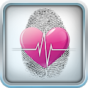 Fingerprint Love Scanner Free icon
