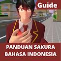 Panduan Sakura School Simulator Bahasa Indonesia icon