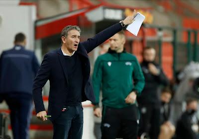 """Philippe Montanier déçu : """"Les Rangers méritent leur victoire"""""""