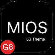[UX8] MIOS Black Theme LG G8 V50 V40 V30 Pie