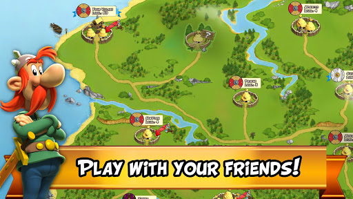 Asterix and Friends screenshot 4