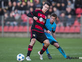 David Pütz (Bayer Leverkusen) en test au Standard