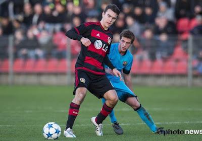 Le Standard teste un jeune de Leverkusen