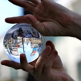 He's Got The Whole world... by Guy Longtin - News & Events World Events