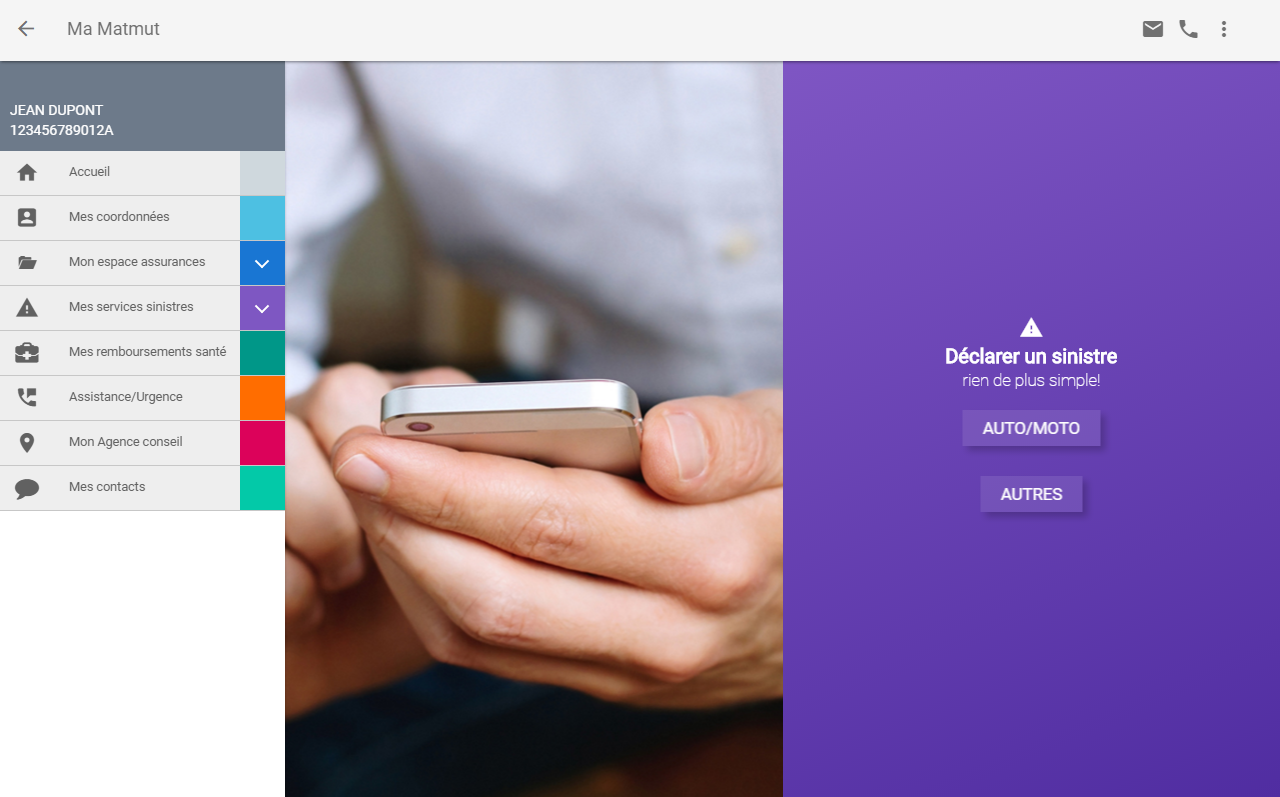 ulaval ajouter application email sur telephone