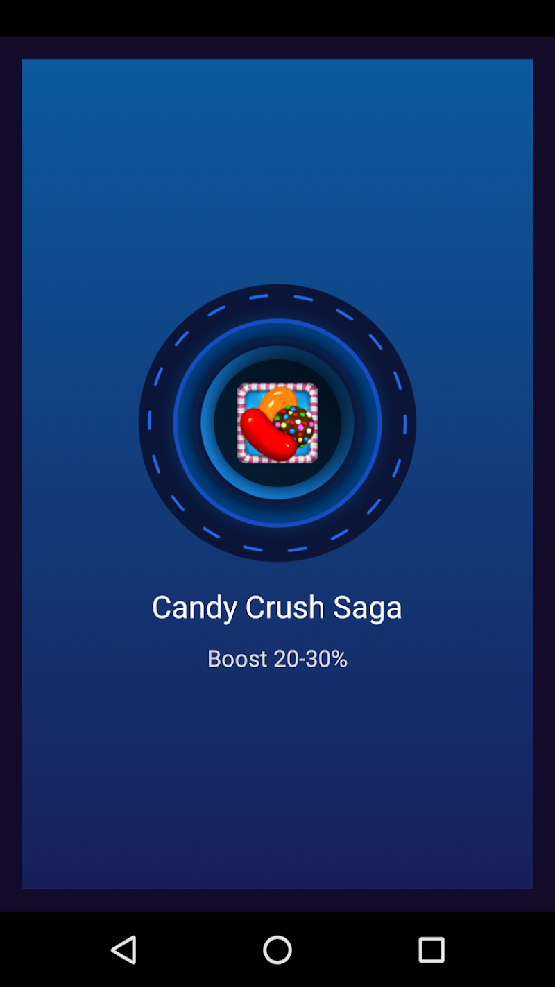 Game Booster: 2X Speed for games Screenshot 3
