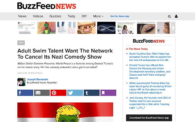 Alt-Right to Nazis