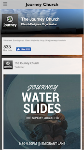 Journey Church-OR- screenshot thumbnail