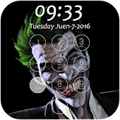 Fancy Lock Screen Joker