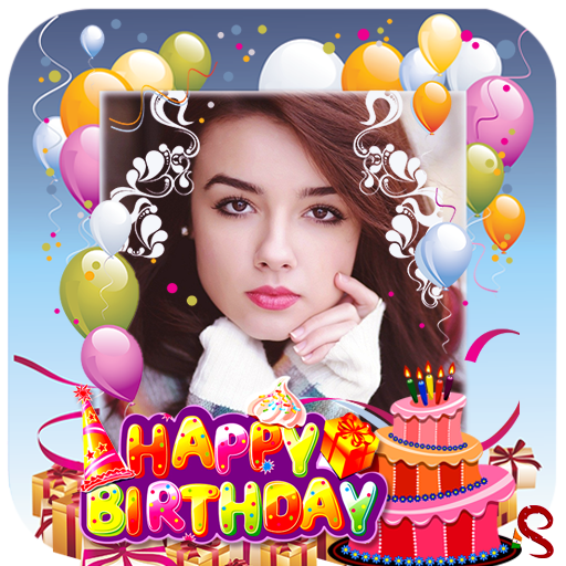 Happy Birthday Photo Frame - Apps on Google Play