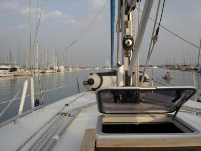 Sosta al porto.. di Misst
