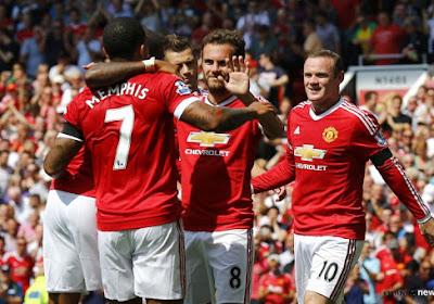 Un auto-but permet à United de battre les quatre Belgian Spurs