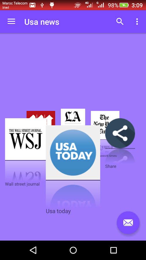 usa today news android apps on google play. Black Bedroom Furniture Sets. Home Design Ideas