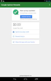 Google Opinion Rewards Screenshot 8