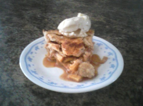 Flakey Pie Crust For A 2 Crust Pie Recipe