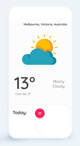 Simply Weather 2.0.4 screenshots 1