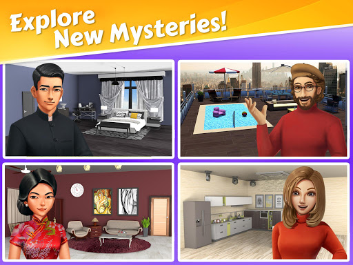 Home Design Dreams - Design My Dream House Games  screenshots 13