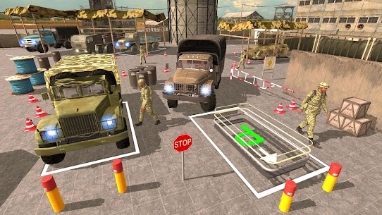 US Army Truck Pro:Army Transport 1.0 Mod APK Updated Android 3