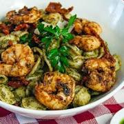 Shrimp Orecchiette