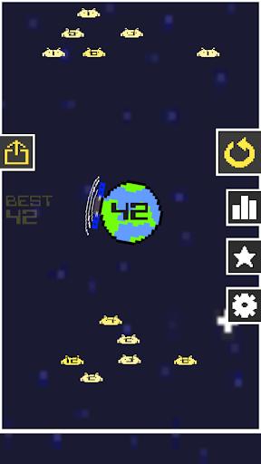 Télécharger Galaxy vs Alien: Best Galaxy Arcade apk mod screenshots 2