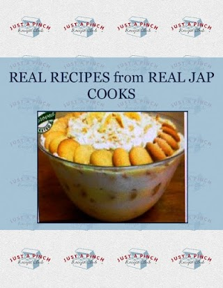 REAL RECIPES  from  REAL  JAP COOKS