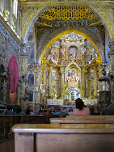 Photo: Altar in church of SF