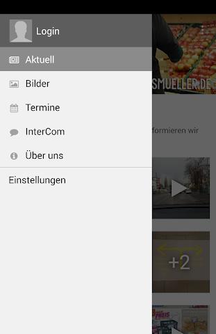 android Frische-Center Rumpsmüller Screenshot 1