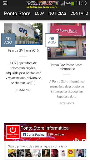 Ponto Store Informática