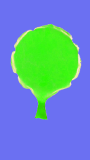 Green Whoopee Cushion