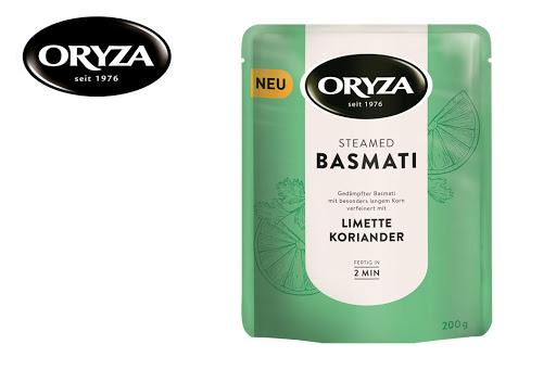 Bild für Cashback-Angebot: 3 x Steamed Basmati Limette Koriander - Oryza