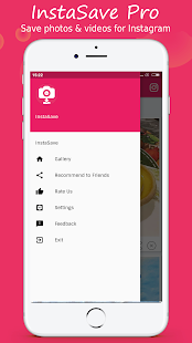 Instasave Pro - repost and fast donwload - náhled