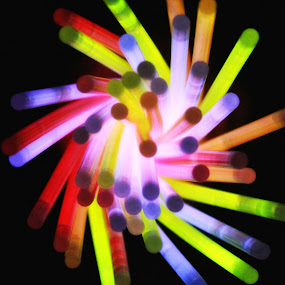 Colorful by Muhammad Muqri - Abstract Light Painting ( abstract, spiral, light, closeup, colours )