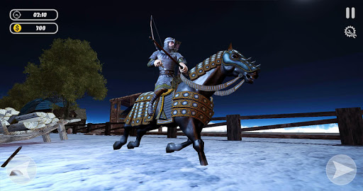 Archery King Horse Riding Game - Archery Battle screenshots 14