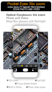 Pocket Eyes reading glasses. (Magnifier glasses) 1.0.3