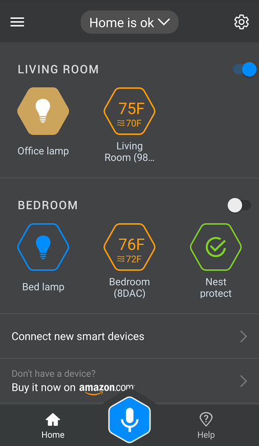 Cubic Butler for Smart Home- screenshot