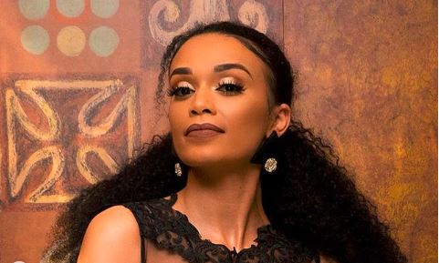 Pearl Thusi hits back: 'Wow, some of y'all really obsessed with me' - TimesLIVE